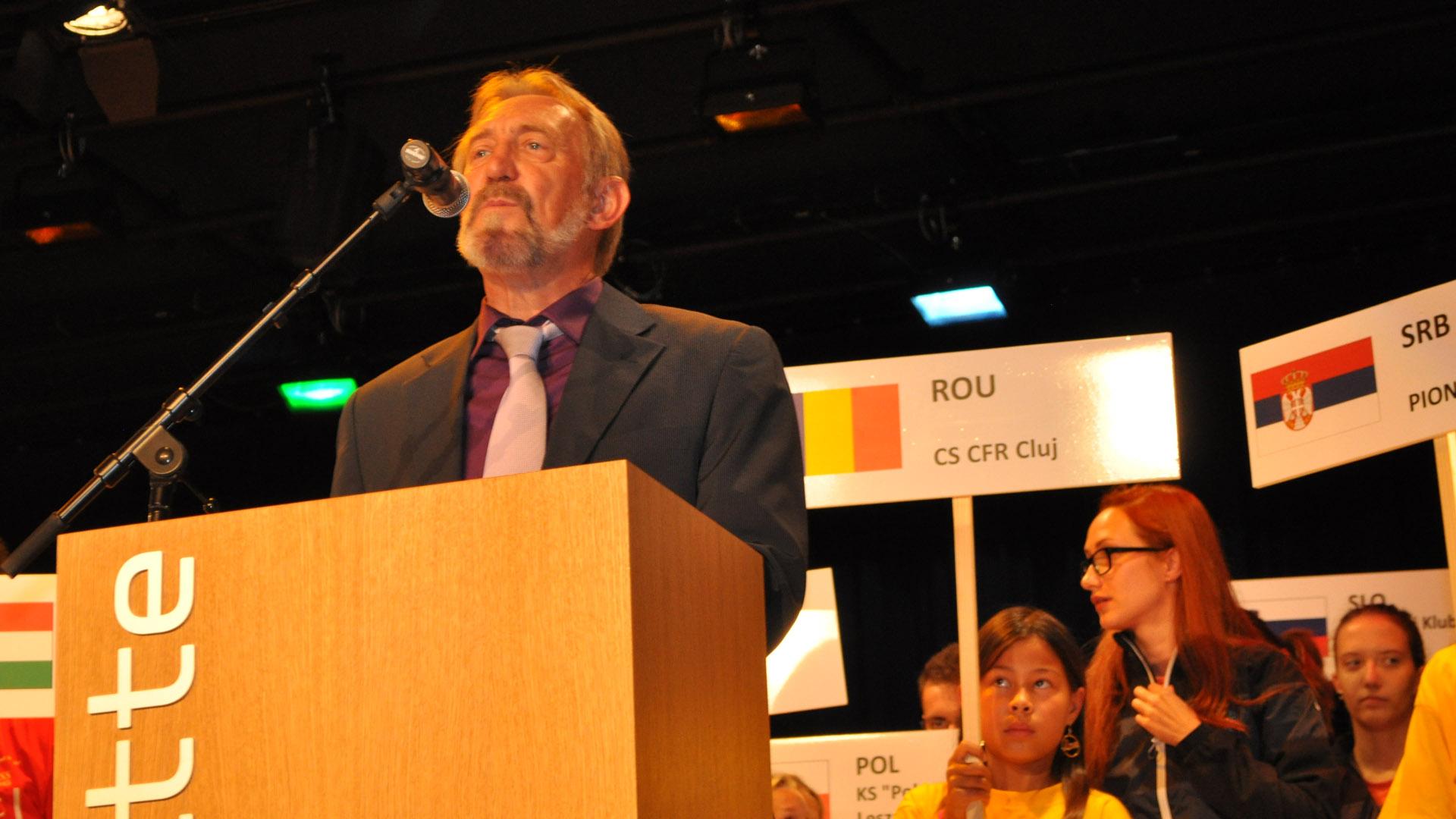VSKV Präsident Bernhard Hämmerle